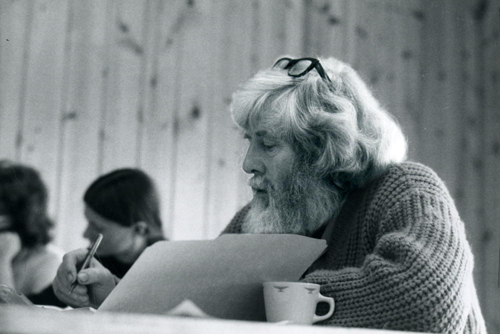 5-9-81 - Bob Kerr - Maritime Permaculture Conference