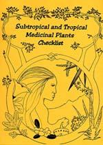 Subtropical & Tropical Medicinal Plants Checklist