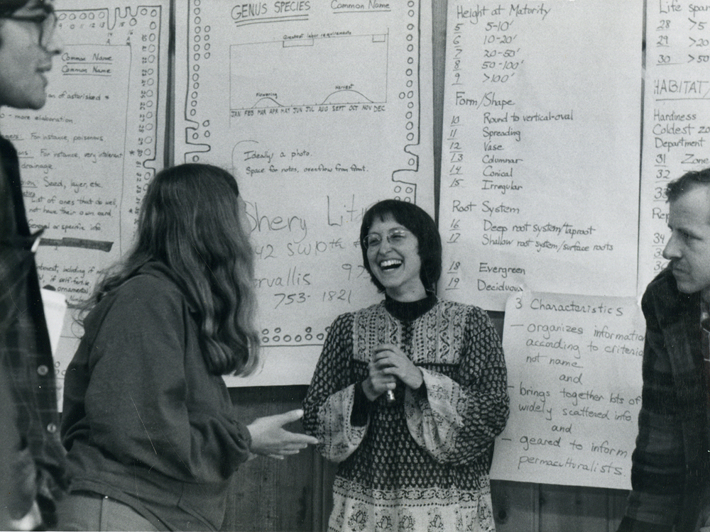 <p>Anya Woestwin Plant Species Index Workshop - 5-9-81</p>