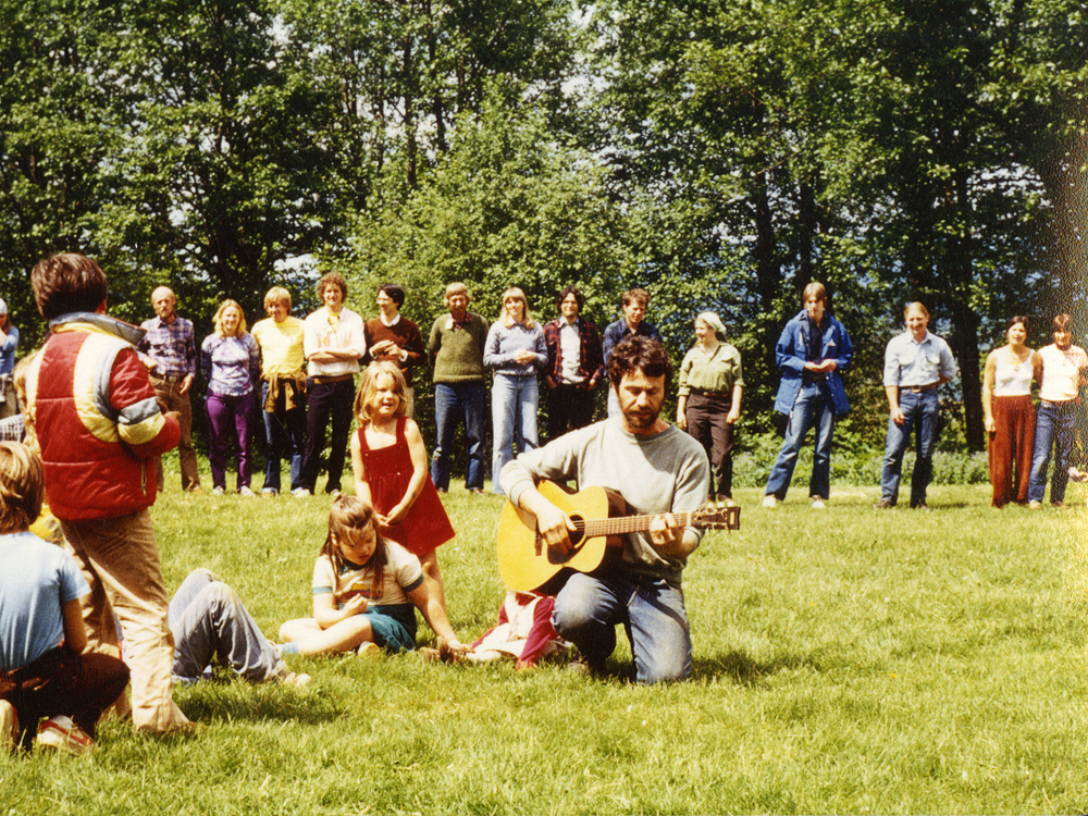 <p>Maritime Northwest Permaculture Conference, 5-9-81</p>